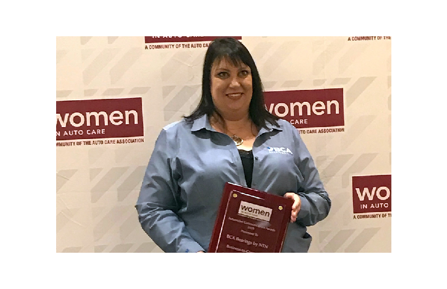 BCA Awarded Women in Auto Care 2019 Automotive Communication Award